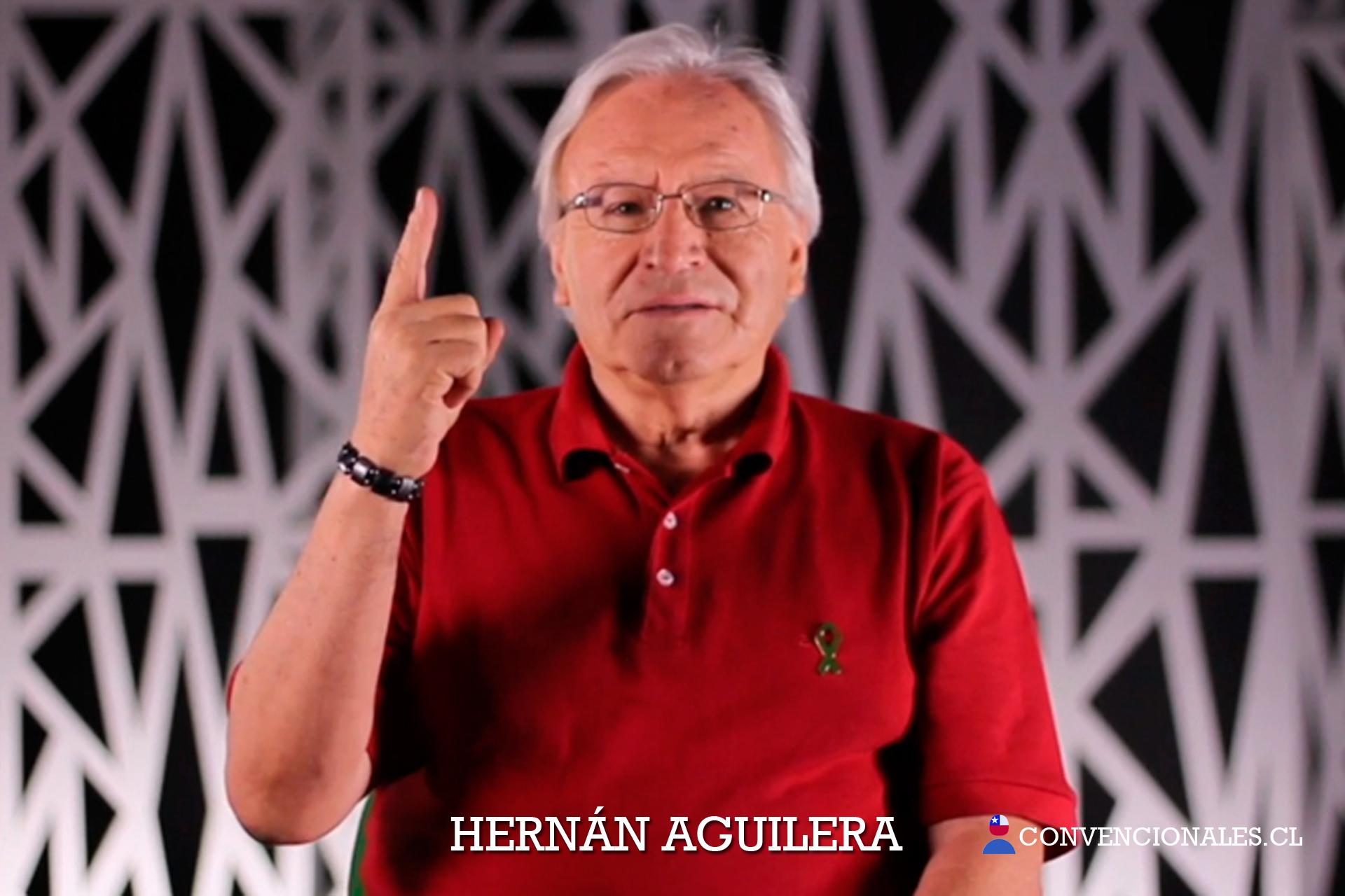 Aguilera Calderón, Hernán
