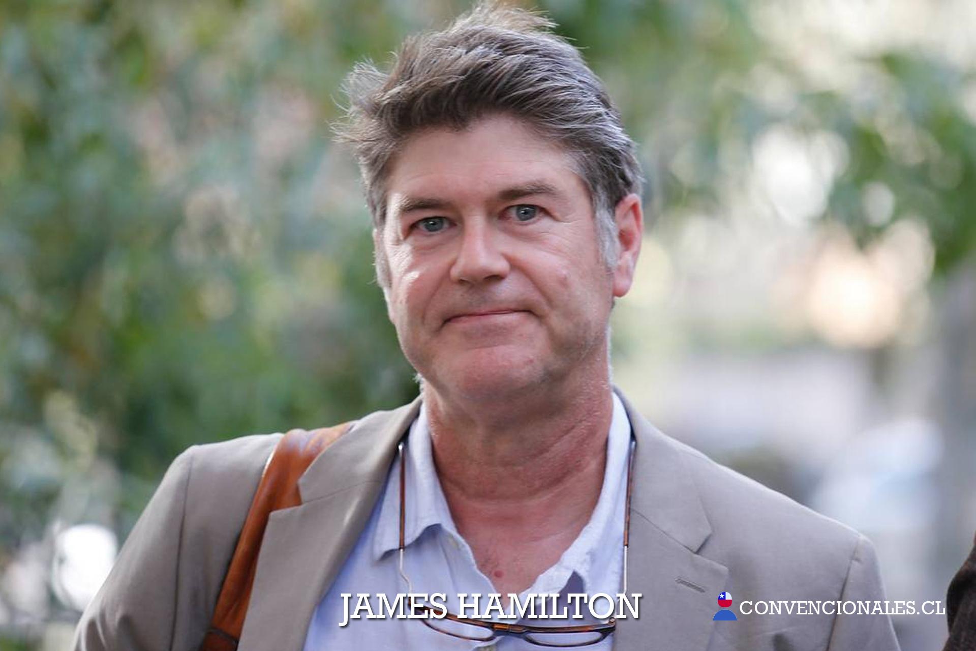 Hamilton, James