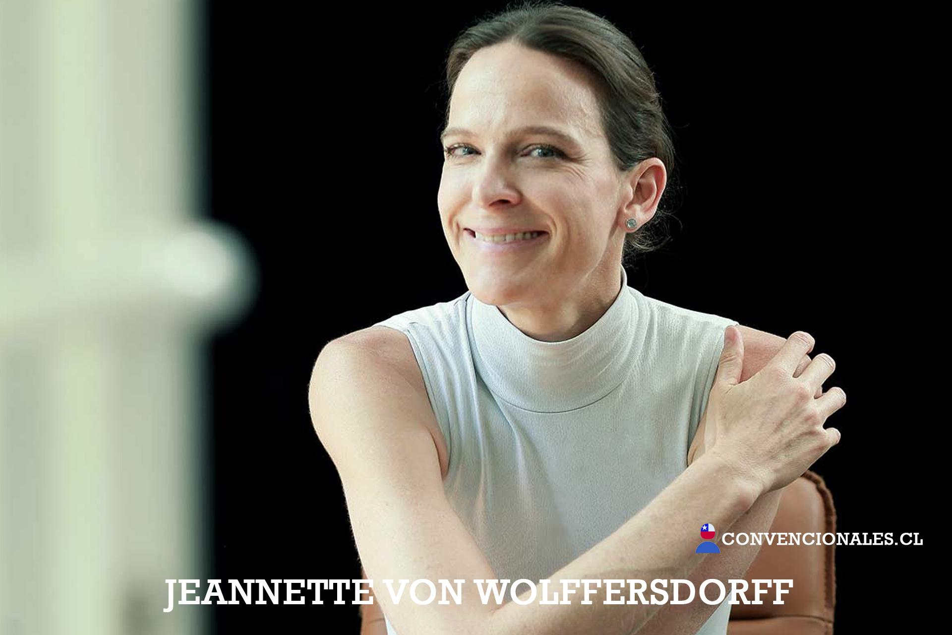 Jeannette Von Wolffersdorff