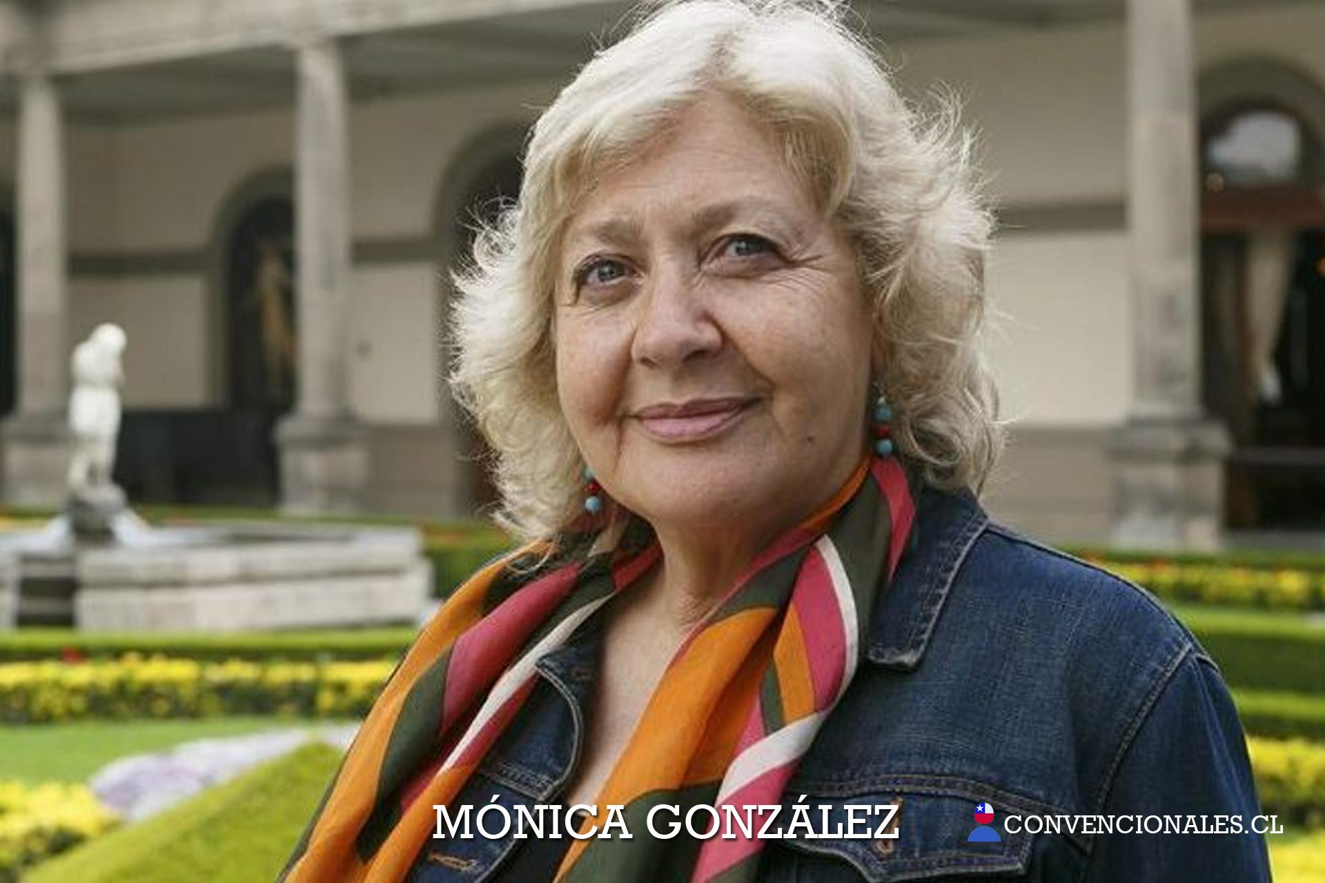 Mónica González
