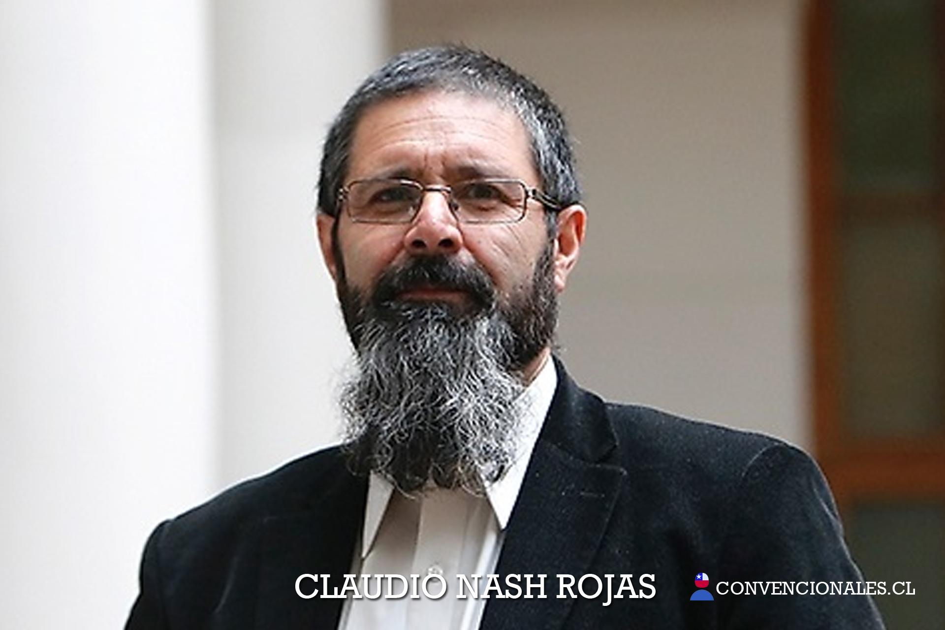 Claudio Nash Rojas